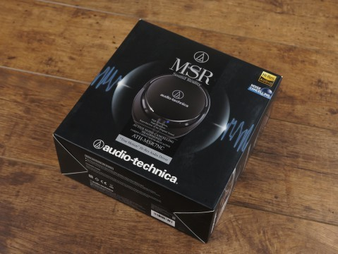 Обзор Audio-Technica ATH-MSR7NC